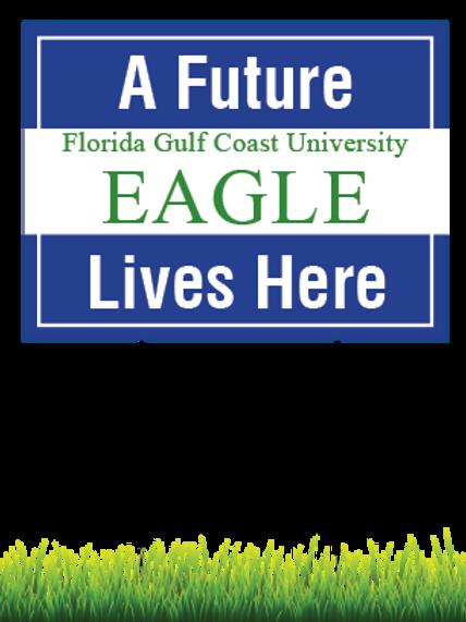 Future FGCU Eagle