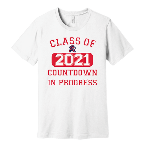 Westminster Academy 2021 Countdown