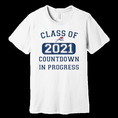 Chaminade 2021 Countdown