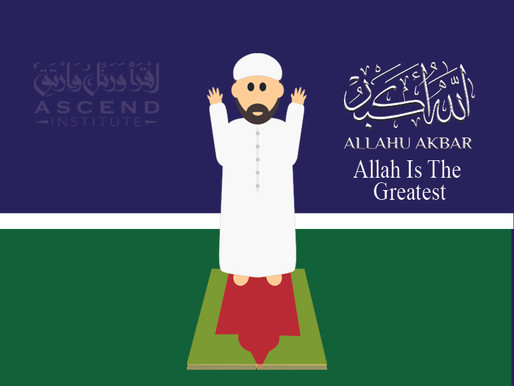 """What is said right before """"Takbeerat Al-Ihram"""" in Salat?"""