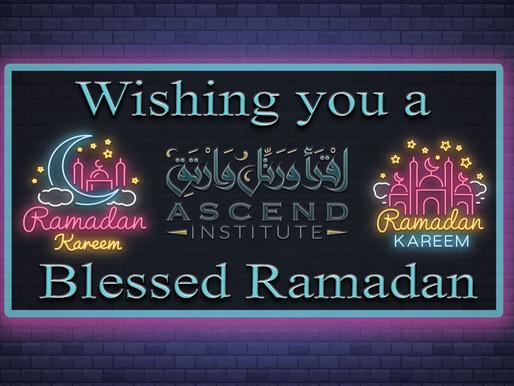 Ramadan 2021 activities and fun.