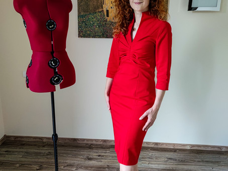 #SewTalk: What first sewing machine to get? (+Burda Pattern Review)