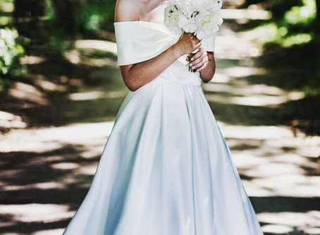 My DIY Wedding Dress: what I learned in the process