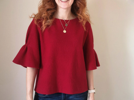 Burda Style Magazine 02/2020 Review + My New Blouse!