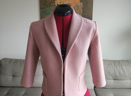DID IT MYSELF: Rosy Jacket (+Burda pattern review)