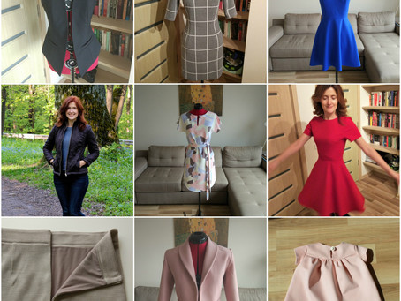 My Sewing Adventures in 2017