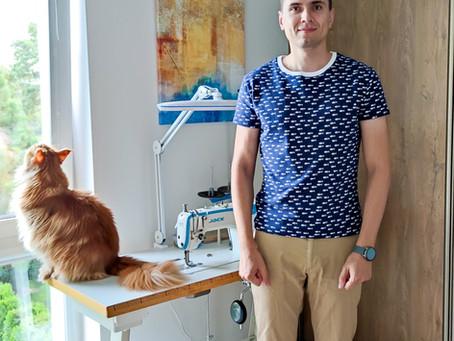 Sewing Menswear: T-shirt