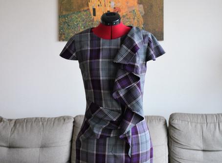 Pattern Review: Burda Sheath Dress 03/2016 #120B