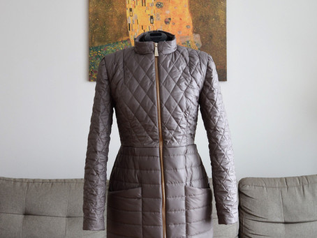 Pattern review: BurdaEasy Coats HW/2014
