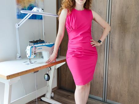 Pattern Tutorial: Gathered Dress
