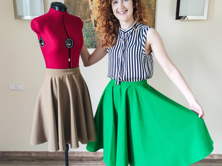 Sewing Class: Circle Skirt