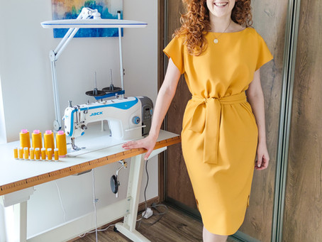 Sewing Class: Easy Summer Dress