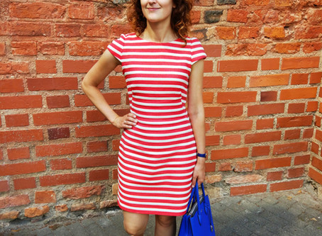My Most Repeated Pattern (Burda Pattern Review)
