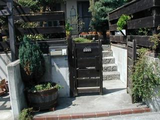 新築の庭工事