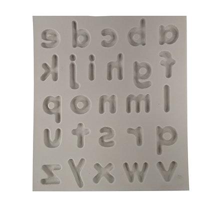 O'Creme Silicone Alphabet Fondant Mold