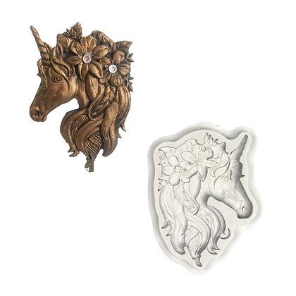 O'creme Unicorn Silicone Mold