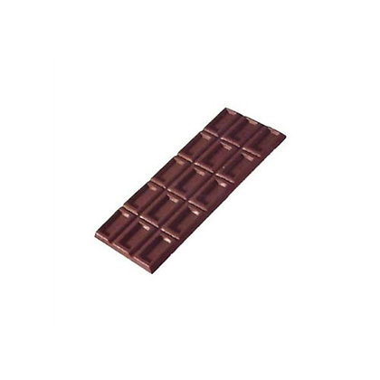 O'Creme Polycarbonate Chocolate Mold, Block of 15 Parts, 3 Cavities