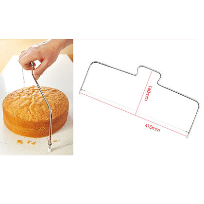 """O'Creme Professional 17"""" Cake Leveler, with Adjustable Wire"""