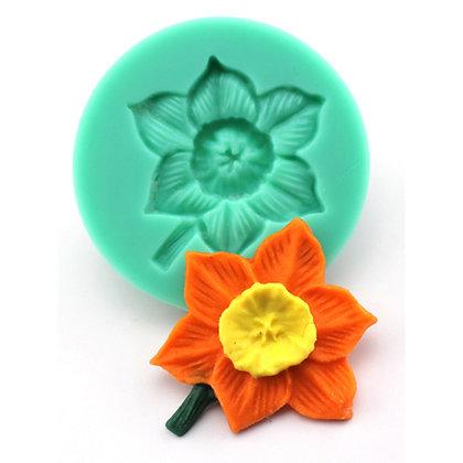 O'Creme Silicone Fondant Mold, Flower