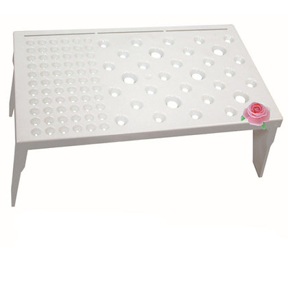 O'Creme Cake Decorating Flower Stand and Drying Rack