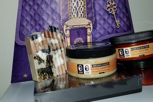 SMOOTH AND SWEET GIFT SET