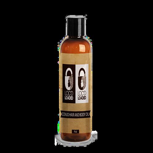 Conjo Hair + Body Oil 4 oz