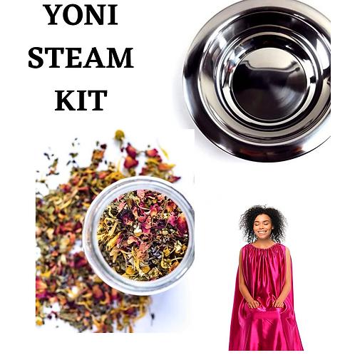 Yoni Steam Kit