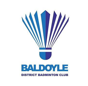 Baldoyle District Badminton Club Logo