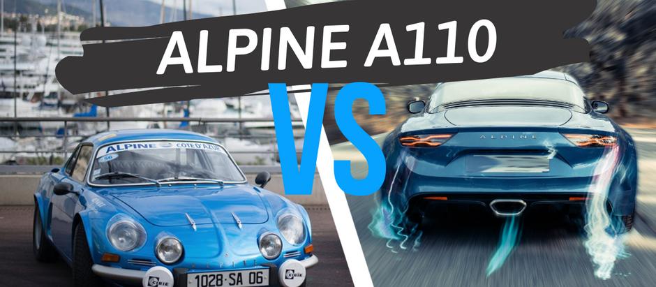 Présentation Alpine A110