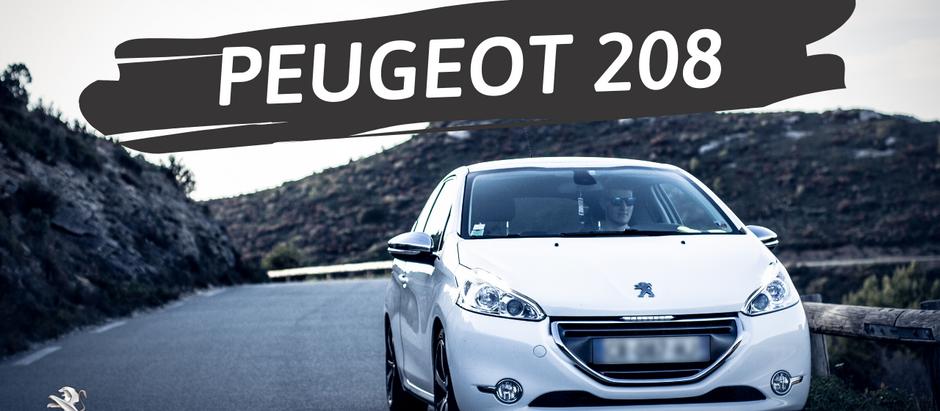 Présentation Peugeot 208