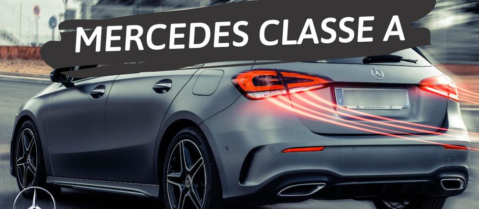 Présentation Mercedes Classe A