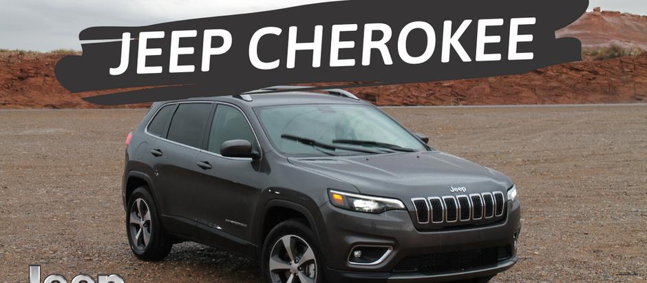 Présentation Jeep Cherokee
