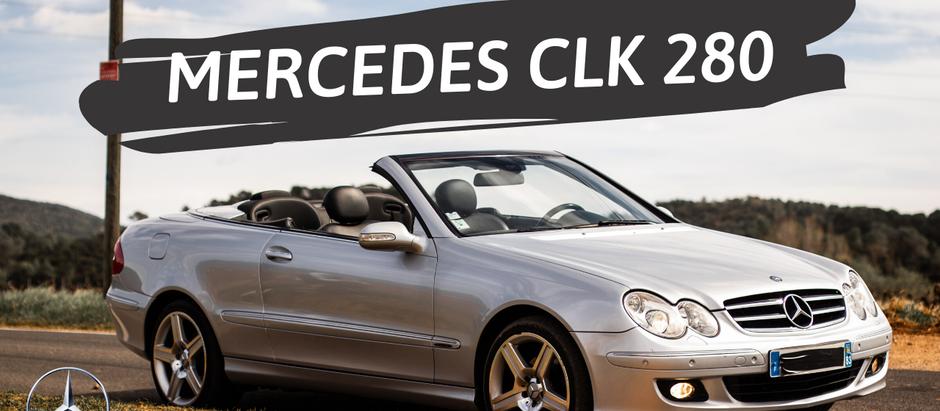 Présentation Mercedes CLK 280