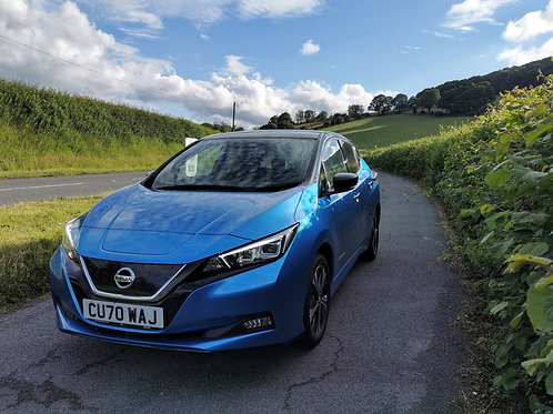 Nissan Leaf 3.Zero e+ 64kWh Limited Edition