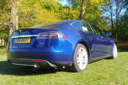 SOLD - TESLA Model S 85D - Autopilot, Premium interior & lighting etc