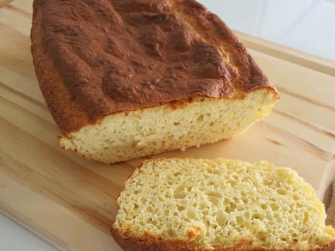 Pão com Farinha de Amêndoas - Receita de Pão Low Carb