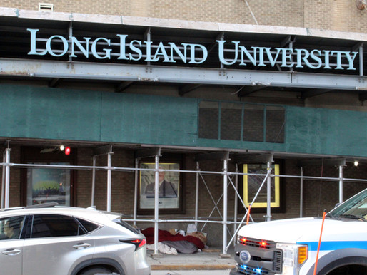 LIU Students Recently Harassed and Verbally Threatened by Homeless Men