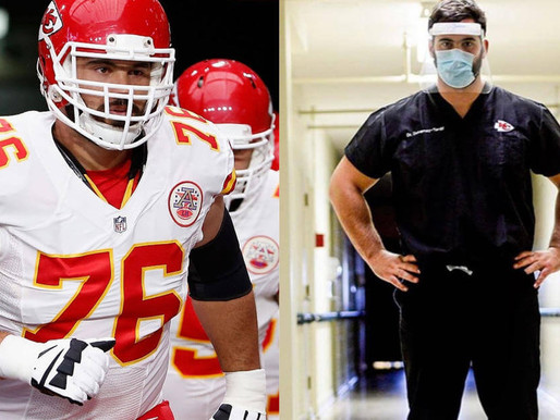 Laurent Duvernay-Tardif Missed Super Bowl LIV to Fight COVID-19