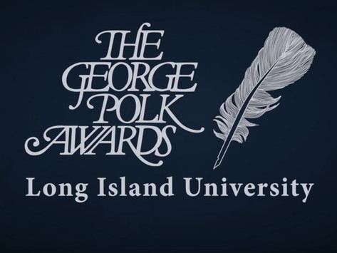 Winners Announced for the George Polk Awards