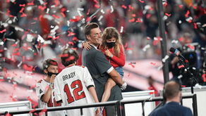 Tom Brady Makes History in Tampa Bay