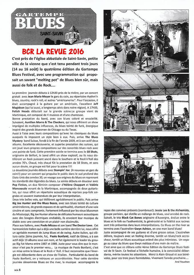 Revue BCR août 2016