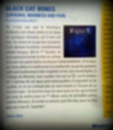 Blues Magazine n°86 Chronique Alain Hiot automne 2017