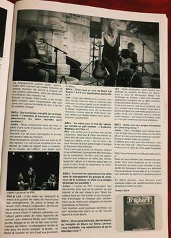 Interview par Blues & Co
