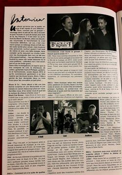 Interview Blues & Co