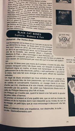 Chronique de l'album par Blues & Co