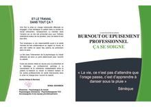 Centre Stress & Burnout : n'attendez plus