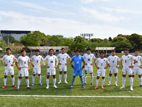 第54回東京都大学サッカーリーグ1部 第3節 明治学院大学戦