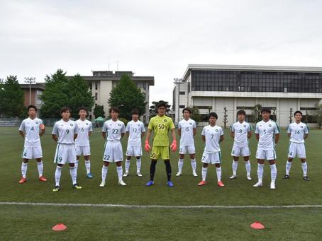 第54回東京都大学サッカーリーグ1部 第6節 朝鮮大学戦