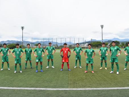 第54回東京都大学サッカーリーグ1部 第12節  東京経済大学戦
