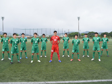 第54回東京都大学サッカーリーグ1部 第7節 國學院大學戦